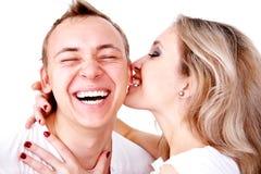 Flirt Immagine Stock Libera da Diritti