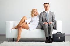 Flirt Royalty Free Stock Images