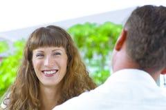 Flirt Stockbilder