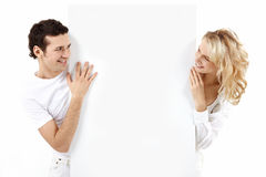 Flirtation Stock Images