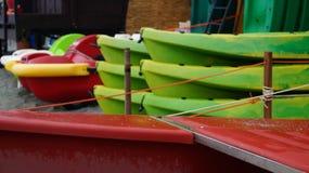 Flisacy przy plażą Obraz Royalty Free