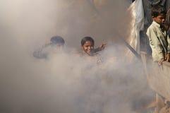 Flit w India Fotografia Stock