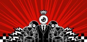 Flits royalty-vrije illustratie