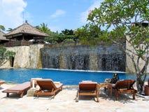 Flitterwochen in Bali Lizenzfreie Stockbilder