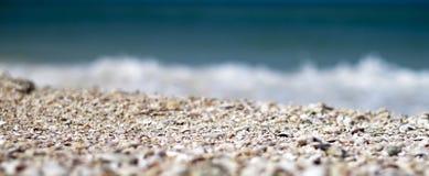 Flitterwochen-Strand szenisch stockfotos