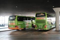 FlixBus公共汽车 库存照片