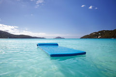 Float in Magens bay Stock Photos