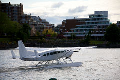 Float plane Stock Image