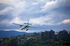 Float plane Royalty Free Stock Photo