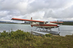 Float Plane Royalty Free Stock Photos