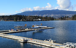 Float Planes Stock Images