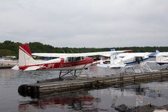 Float Planes Royalty Free Stock Image