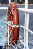 Floating belt Stock Image