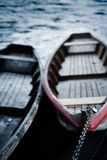 Floating Boats Royalty Free Stock Images