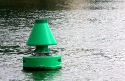 Floating buoy Stock Photography