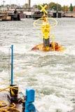 Floating buoy Royalty Free Stock Image