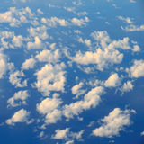 Floating Clouds Stock Image