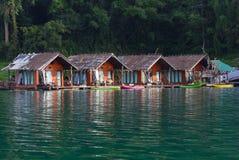 Floating cottage Stock Photography