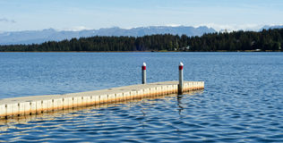 Floating Dock Stock Photography
