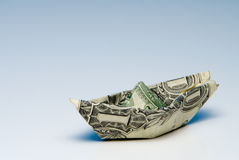 Floating Dollar Stock Images