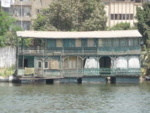 Floating house Stock Photos