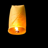 Floating Lantern Stock Photo