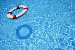 Floating Lifebealt Stock Photography