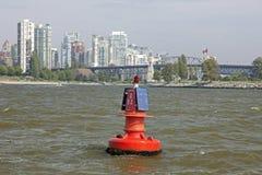 Floating Lighthouse Stock Photography