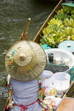Floating Market Royalty Free Stock Photos