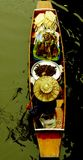 Floating market-7. Floating market in Damnoensaduak, Thailand Stock Images