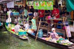 Floating market Stock Images