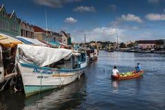 Floating Market  Punda Stock Photos
