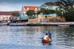 Floating Market  Punda Stock Photo