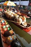 Floating market.thailand Stock Photos