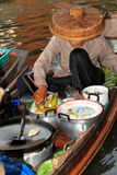Floating market.thailand Royalty Free Stock Photos