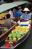 Floating Market,Thailand Stock Photos