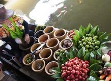 Floating market, Thailand Royalty Free Stock Image