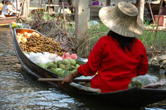 Floating markets Stock Photos
