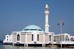 Floating Mosque Stock Photos