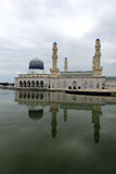 Floating Mosque In Kota Kinabalu, Sabah Stock Photography