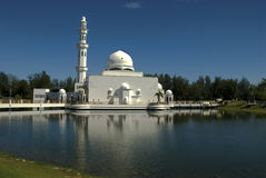 Floating Mosque of Terengganu, Stock Images