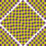 Floating squares_seamless Stock Photography