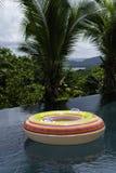 Floating Tube Royalty Free Stock Images