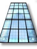 Floating Window Stock Photo