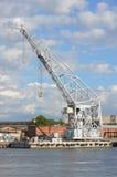 Floatingl Crane Stock Photos
