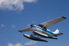 Floatplane Stock Image