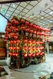 Floats Clubhouse Iga Ueno Castle Japan. Lantern Stock Photos