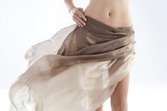 Floaty юбка Стоковые Фото