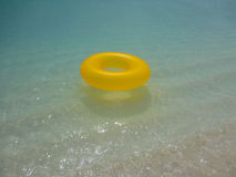 A Floaty Ring Royalty Free Stock Images