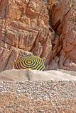 Flocculo roccioso della Corsica da Ficajola Fotografie Stock
